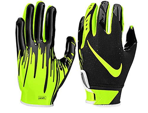 Nike Youth Vapor Jet 5.0 Football Gloves Size Small Youth