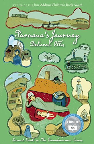 Parvana's Journey (Breadwinner)