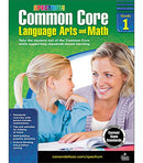 Spectrum - Common Core Language Arts and Math, Grade 1