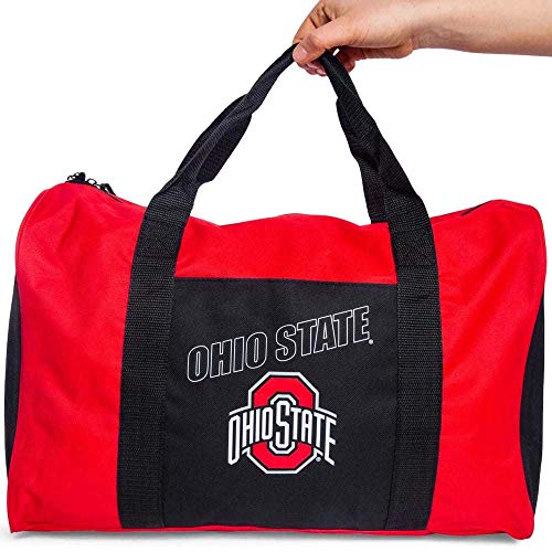 Ohio State Buckeyes Travel Bag Duffle Carry-on