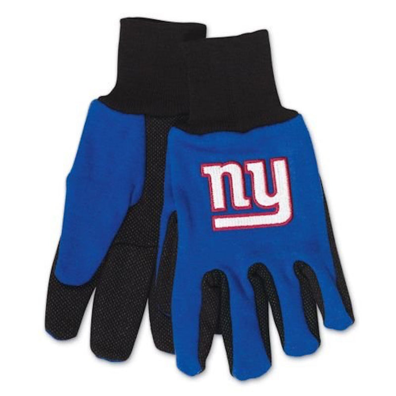 Wincraft New York Giants Two Tone Gloves