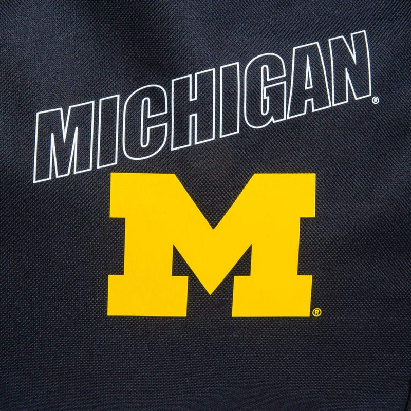 University of Michigan Wolverines Small Carry-on duffel bag 18in x 12in