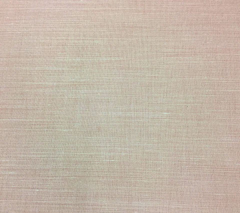 China Seas Fabric Bahama Cloth Custom Solid Peach on Belgian Linen Cotton