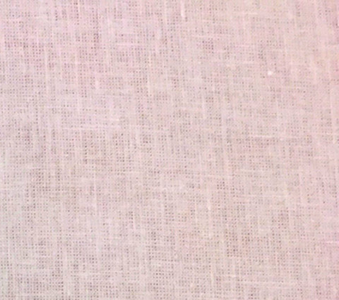 China Seas Fabric: Parchment Cloth - Custom Light Pink on 100% Belgian Linen