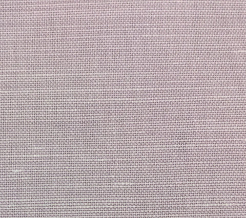 China Seas Fabric: Bahama Cloth - Custom pale Lavender Belgian Linen/Cotton