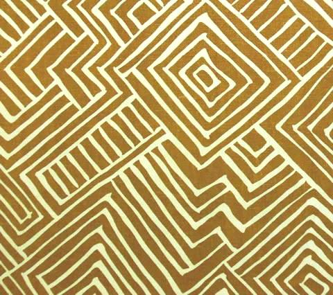 Alan Campbell Fabric: Melinda - Custom Beige on Tinted Belgian Linen Cotton