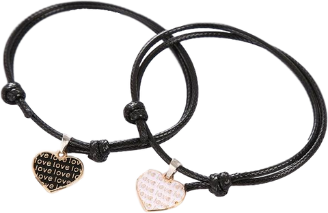 bracelet amour couple Cœur & Love