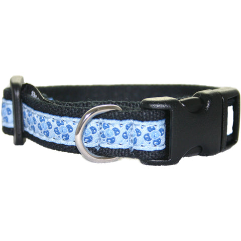 Hemp Retro Dog Collar