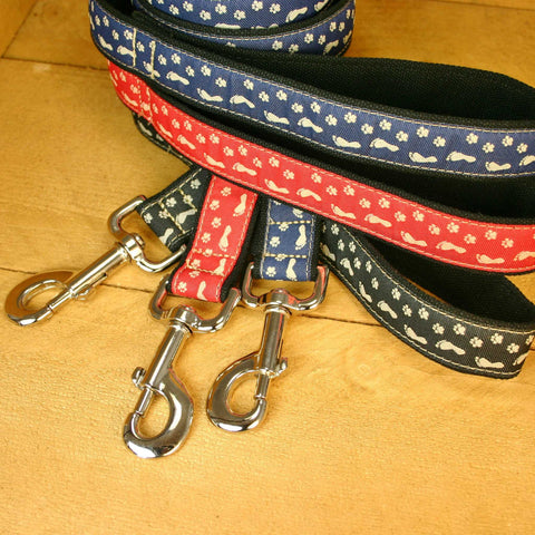 "4 Foot 1"" HEMP Leash SALE $9.99"