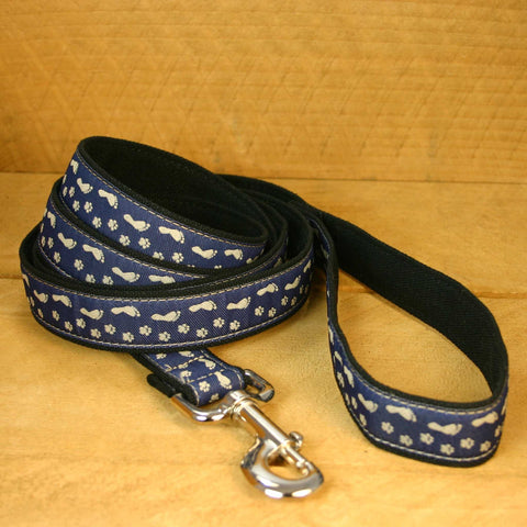 BFF Blue Standard Leash