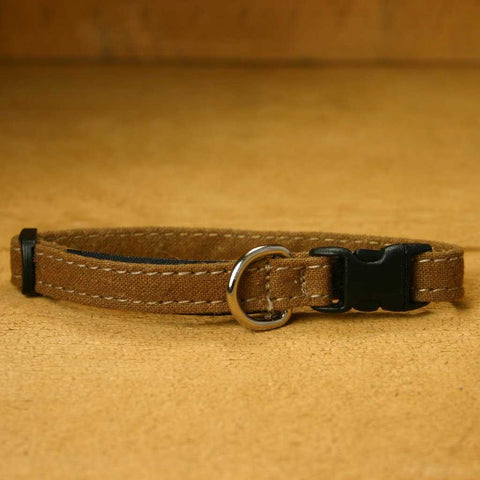 Toy Dog Collar Bronze