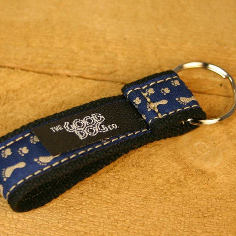 BFF Blue Key Chain | The Good Dog Company
