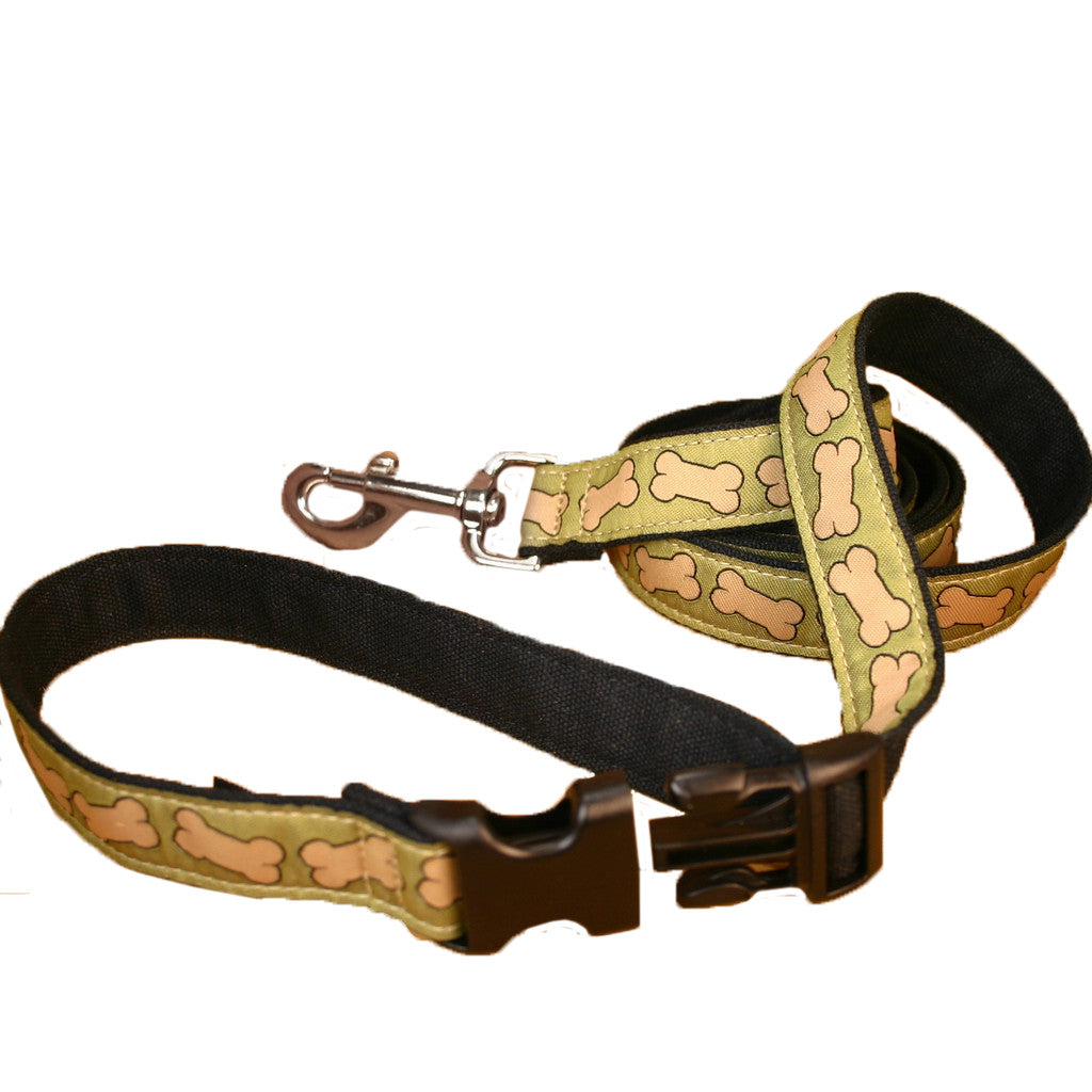 Hemp Pistachio ClickNGo Leash