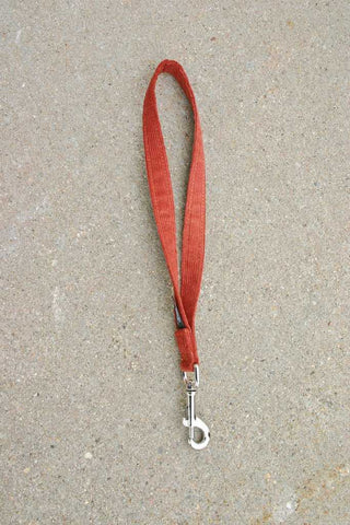 Cord Rust City Leash