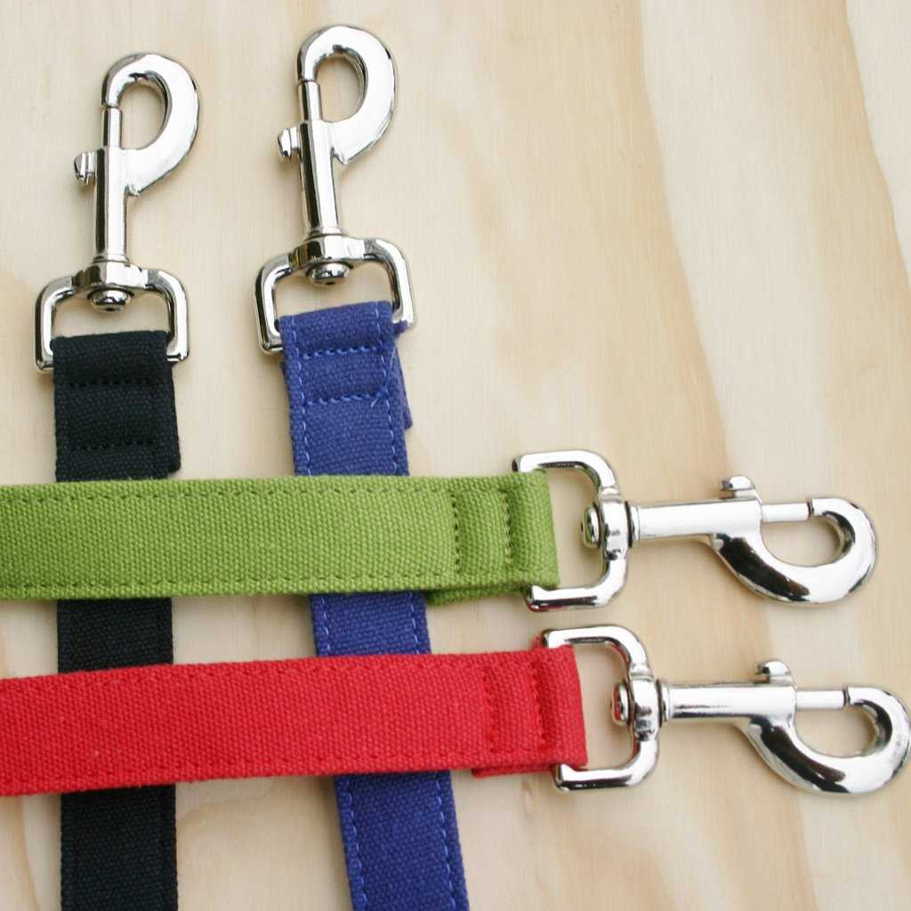 Hemp Dog Leash Basic Assortment
