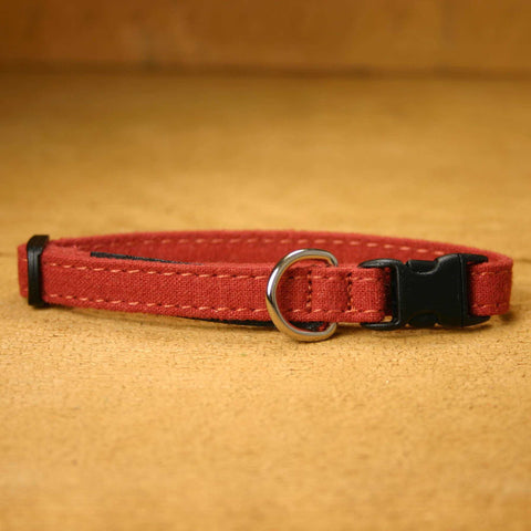 Cat Collar Rust  Hemp