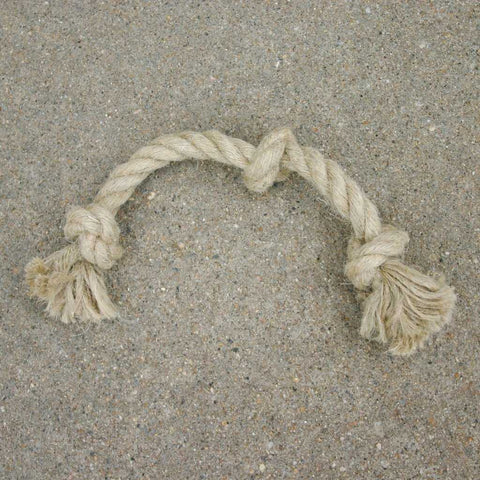 Hemp Rope Triple Knot
