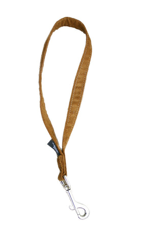 Hemp Corduroy Short City Leash Bronze