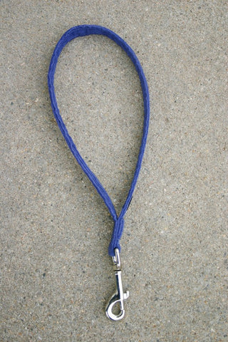 Cord Blue City Leash