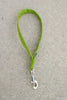 Hemp Dog Short Leash Avocado Corduroy 14