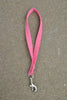 Hemp Dog Short Leash Pink Corduroy