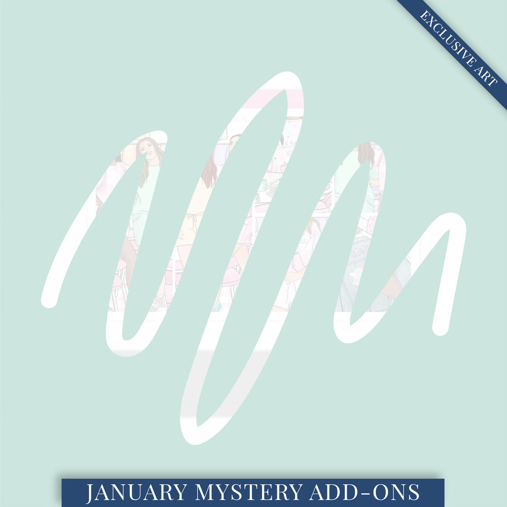 January Mystery Add-Ons