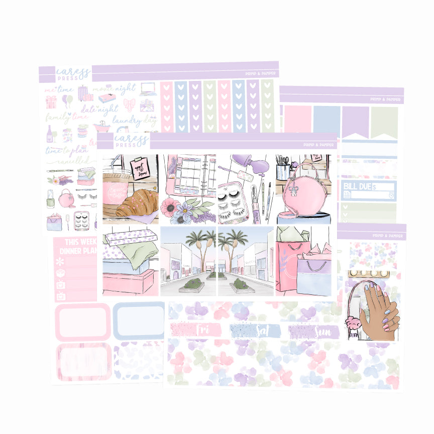 Primp & Pamper Mini Kit