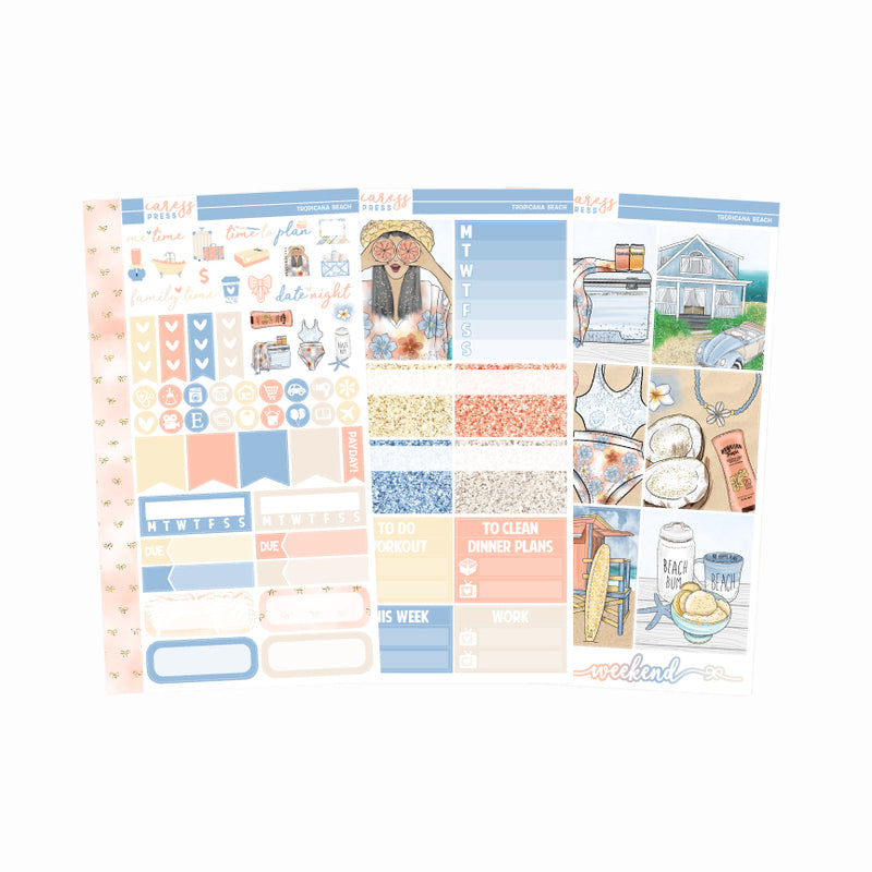 Alice in Plannerland Personal Kit