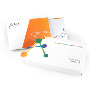 Set of 10 Genetic Test Collection Kits