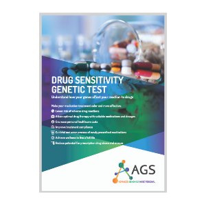 Set of 25 Drug Sensitivity Brochures