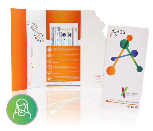 23andMe® to Premium Conversion / AGS Consults  (PW)