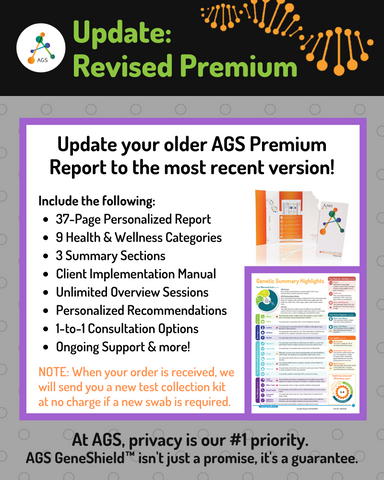 Premium Genetic Profile Report Update | Provider Consults