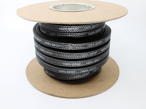 "7/8"" SEPCO ML4002 100% GFO PTFE/ Graphite Packing"