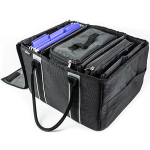 File Tote Cooler and Tablet Case
