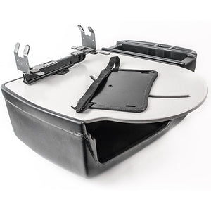 RoadMaster Car Grey Printer Stand & Tablet Mount