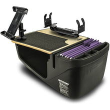 Load image into Gallery viewer, Efficiency GripMaster Elite Printer Stand and Built-in Power Inverter