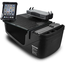 Load image into Gallery viewer, Efficiency GripMaster Urban Camouflage Built-in Power Inverter, Printer Stand, X-Grip Phone Mount and iPad/Tablet Mount