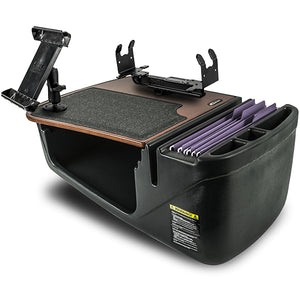 Efficiency GripMaster Mahogany Built-in Power Inverter