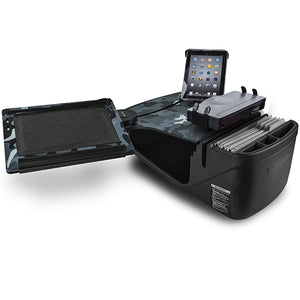 Reach Desk Front Seat Urban Camouflage Built-in Power Inverter & X-Grip Phone Mount