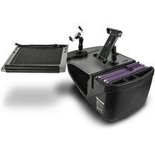 Load image into Gallery viewer, Reach Desk Front Seat Black Built-in Power Inverter
