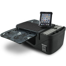 Load image into Gallery viewer, GripMaster Urban Camouflage Built-in Power Inverter, X-Grip Phone Mount & Printer Stand