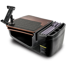 Load image into Gallery viewer, GripMaster Mahogany Built-in Power Inverter, X-Grip Phone Mount & Tablet Mount