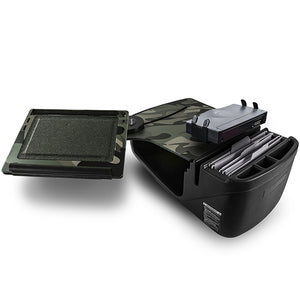 Reach Desk Front Seat Green Camouflage Printer Stand