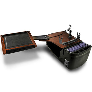 Reach Desk Back Seat Mahogany Universal iPad/Tablet Mount