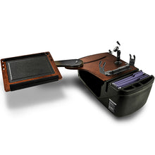 Load image into Gallery viewer, Reach Desk Back Seat Mahogany X-Grip Phone Mount & iPad/Tablet Mount