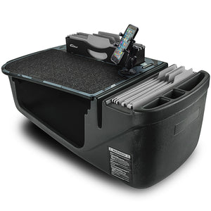 Efficiency FileMaster Urban Camouflage Built-in Power Inverter and iPad/Tablet Mount