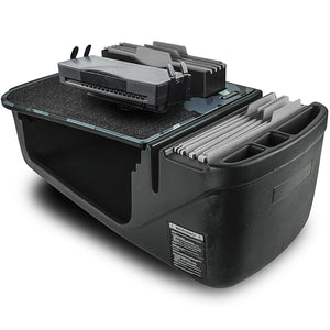 Efficiency FileMaster Urban Camouflage Built-in Power Inverter