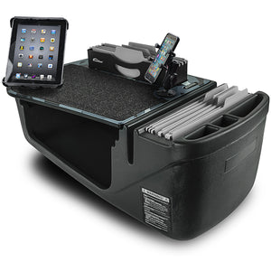 Efficiency FileMaster Urban Camouflage Built-in Power Inverter and Printer Stand
