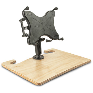 "Wheelmate Extreme 10"" X-Grip Tablet Mount"