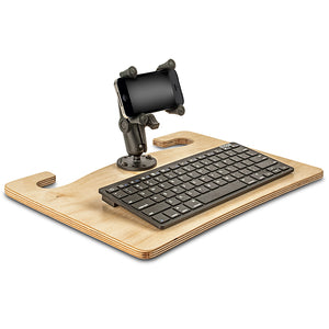 Wheelmate Extreme Smartphone X-Grip Mount & Bluetooth Keyboard